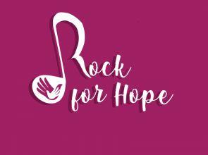 Rock for Hope logo